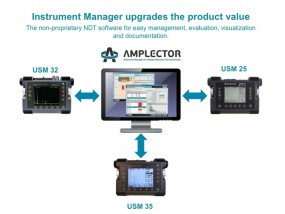 Instrument Manager upgrades older GE products