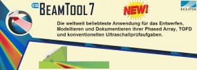 BeamTool 7 - ZfP Ultraschall - Prüfplanerstellung und Schallfeldsimulation