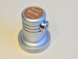 Senkrechtprüfkopf Ø24mm 4 MHz