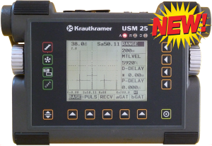Instrument driver for USM 25