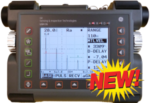 Instrument driver for USM 35X