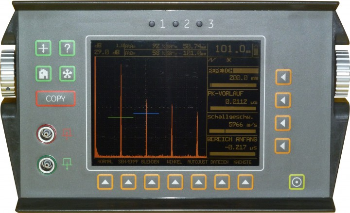Gerätetreiber für USN 60L+R
