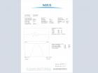 Miniature Angle Beam Probe 70° 4 MHz